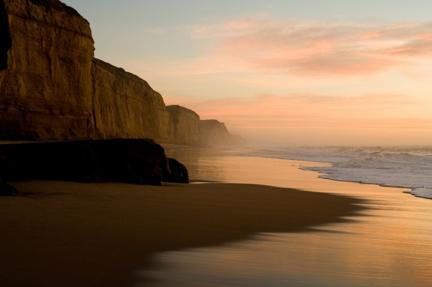 Pomponio Beach, Calif.